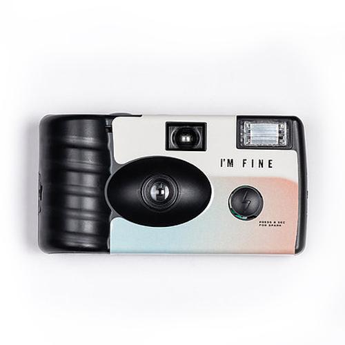 กล้องฟิล์ม I'M Fine Single Use Camera 200