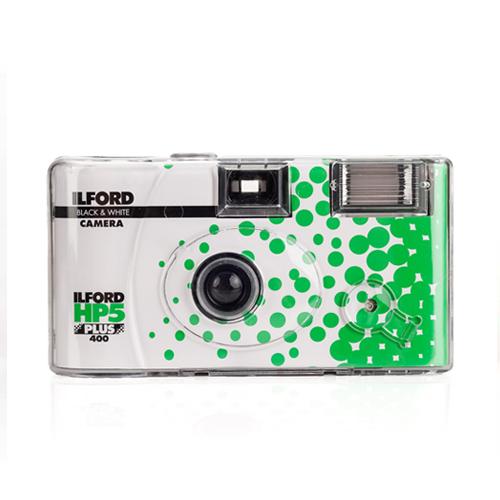 กล้องฟิล์ม Ilford B&W HP5 Single Use