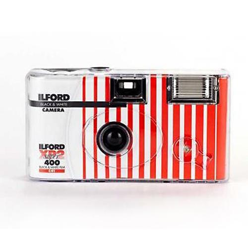 กล้องฟิล์ม Ilford XP2 Single Use