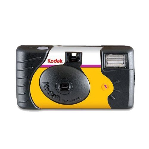 กล้องฟิล์ม Kodak Power Flash