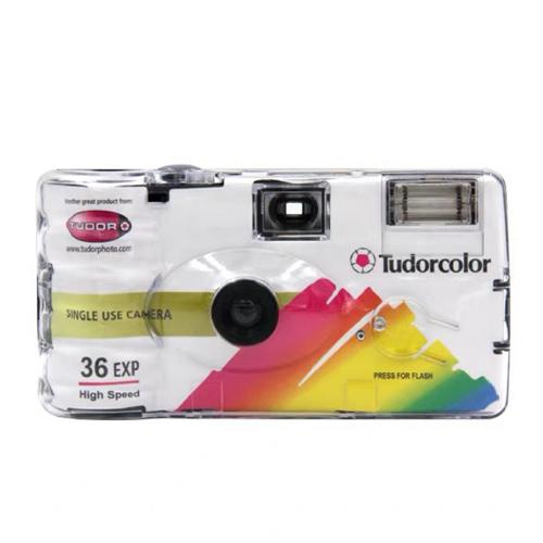 กล้องฟิล์ม TUDOR SINGLE USE CAMERA
