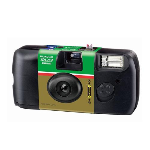 กล้องฟิล์ม fujifilm simple ace 400